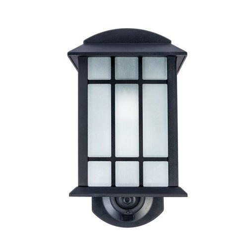 Maximus - Craftsman Smart Security Light - Textured Black