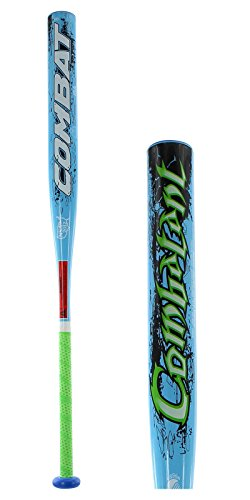 Pitch Softball Bats Slow 27 (Combat Adult 2016 Combatant U-Trip Slowpitch Softball Bat 34/27)