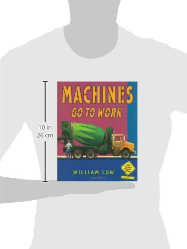 Machines Go To Work by Low, William (Image #2)