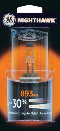 GE NIGHTHAWK 893 Halogen Replacement Fog Light, (1 Pack)