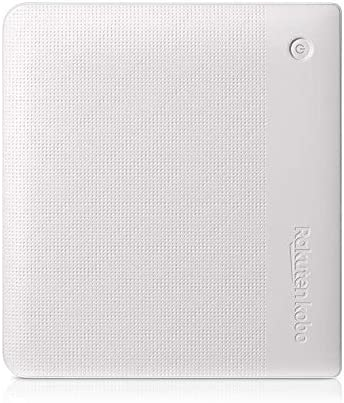 Kobo - Ereader - Kobo Libra H2O, 7 HD, botones laterales, blanco ...