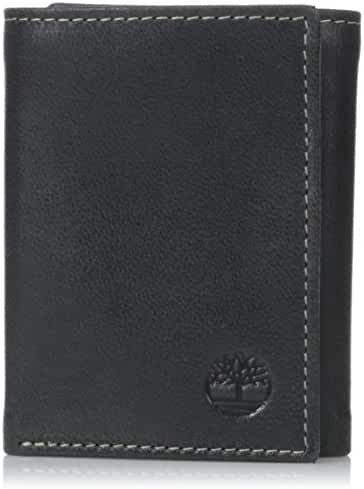 Timberland Men's Cloudy Trifold Wallet