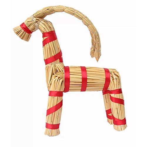 Straw Goat (Julbock) 12