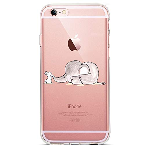 Ultra cr avec Coque iPhone Liquid Coque SE Coque 5 Silicone Mince Homikon Silicone iPhone Crystal SE Coque 5S TPU en 5S iPhone Motif RBAwZ