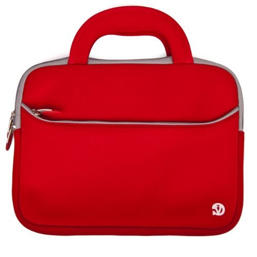 Vangoddy Neoprene Carrying Case with Handles for 10 to 10...