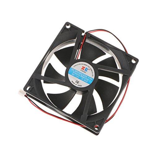Elegant Essence CPU Computer Fan Laptop Cooling Pad Cooler Slim Portable 2Pin High Speed