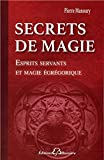 Secrets de magie - Esprits servants et magie égrégorique