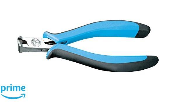 GEDORE 1743627 Alicate de corte oblicuo para electrónica: Amazon.es: Bricolaje y herramientas