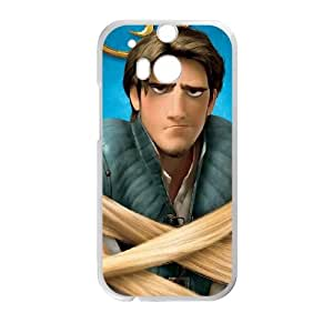 2010 tangled flynn HTC One M8 Cell Phone Case White Tribute gift PXR006-7594161