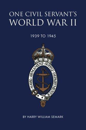 Download One Civil Servant's World War 11: 1939-1945 ebook