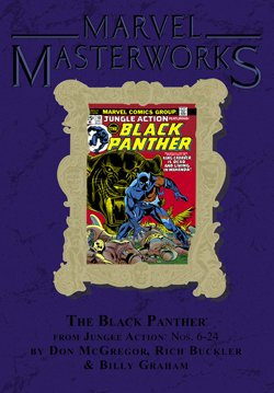 1: Marvel Masterworks: The Black Panther
