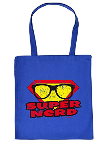 Lustige Tasche für jeden SUPER NERD von Goodman Design® sn907sMHLw