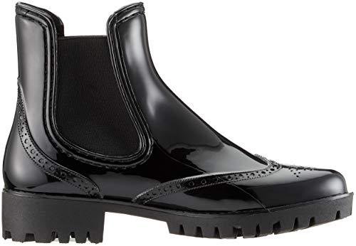 Black Pth Black PVC 00 Ankle Buffalo 0035 Women's 01 Boots aq0O57w