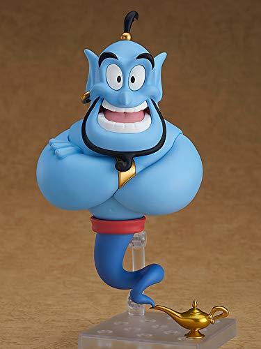 Good Smile Disneys Aladdin Multicolor Good Smile Company Genie Nendoroid Action Figure