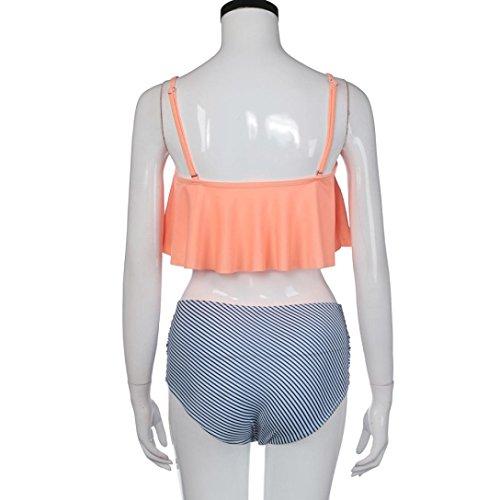 Ropa de baño, FAMILIZO Mujeres Traje De BañO Swimwear Para Mujer Push Up Traje De BañO Bikini
