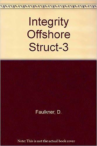 Book Integrity Offshore Struct-3: International Symposium Proceedings: 3rd
