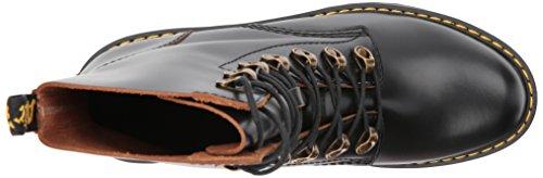 Adulte Noir Mixte Crazy 1460 Martens Boots Horse Dr YZ8qA6