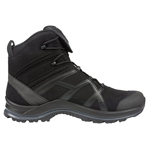 Haix Funktionsschuh Black Eagle Athletic 10 Mid 2.0 schwarz