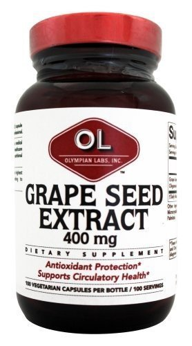 grape seed extract olympian labs - 9