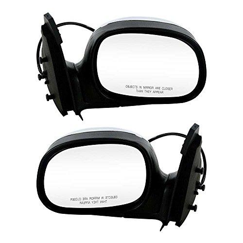 Prime Choice Auto Parts KAPFO1320138PR Side Mirror Pair