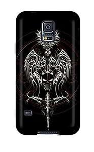 Galaxy S5 Case Bumper Tpu Skin Cover For 1024x768 Dark Accessories