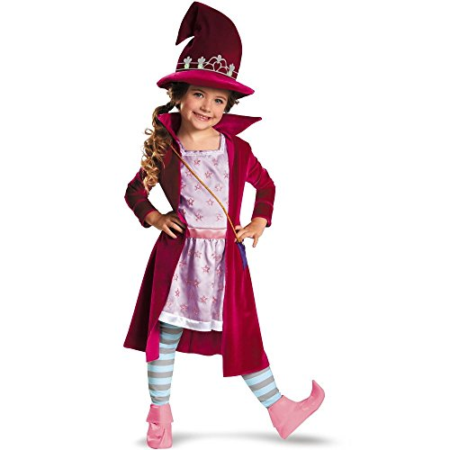 Disguise Girl's Mike The Knight Evie Deluxe Costume, 3T-4T