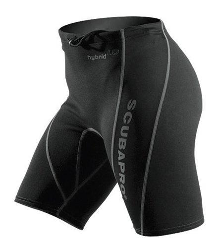 ScubaPro Hybrid Shorts 1mm Women's - Black - Medium B01M4P3U0R