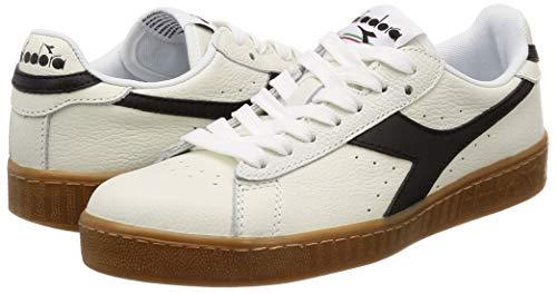 White Diadora Sneaker Low black C0351 Uomo L Game xBqwpBUY