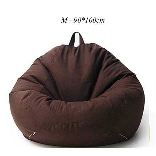 YPEZNN Bean Bag Lazy Bag Beanbags Sillas Cubierta Sin ...
