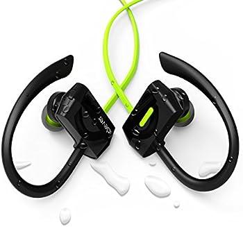 iClever Noise Cancelling Sweatproof Sports Earphone