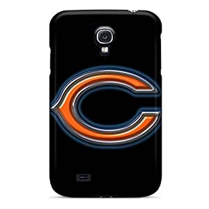 For Galaxy S4 Premium Tpu Case Cover Chicago Bears Protective Case