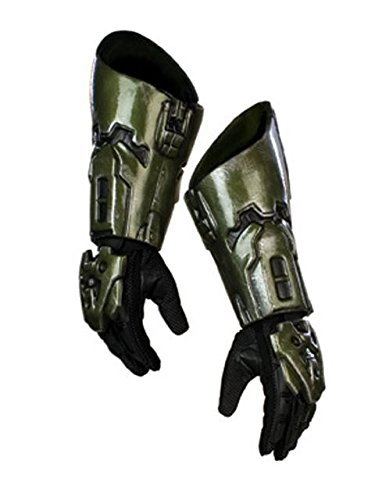 [Halo 3 Master Chief Gloves] (Master Chief Halo Costumes For Kids)