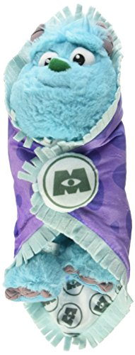 Disney Theme Parks Baby Sulley Plush with Blanket (Sully Monsters)