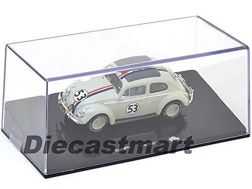 MWDx102 VW Volkswagen Beetle Herbie GOES to Monte Carlo #53 Elite 1:43 BLY28