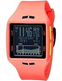Unisex BRG026 Brig Digital Display Quartz Orange Watch