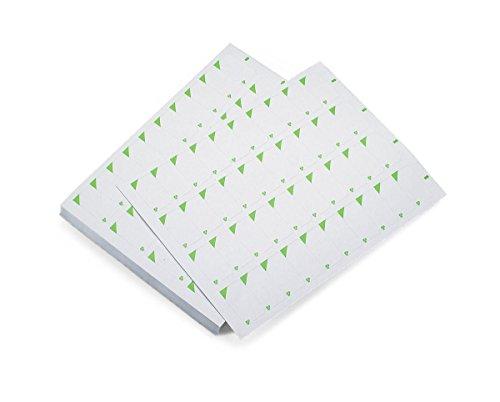 Pack 4000 Blister - Divine Medical Foil Laser Label For High Barrier Blisters - 4000 Per Pack