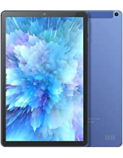 Tablet 10 Inch, Octa-Core Processor, Android OS, 2GB RAM, 32GB Storage, 1280x800 HD IPS Display, Dual Camera, Bluetooth 5.0, 5G Wi-Fi, GPS, FM, Type C Port, Blue