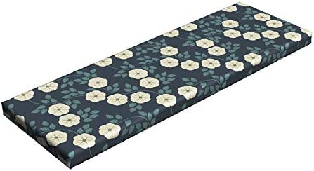 Reviewed: Lunarable Floral Bench Pad