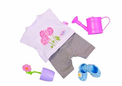 Zapf creation 812938 baby born conjunto de ropa y for Accesorios jardineria