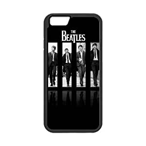 The Beatles Custom Cover Case with Hard Shell Protection for Iphone6 plus 5.5 hjbrhga1544