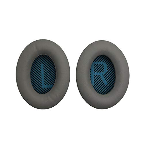 (Vansee❤❤1Pair Quiet Comfort Ear Pad Replacement for Bose QC2 QC15 QC25 QC35 AE 2 2i 2w (F))