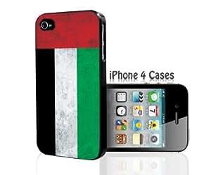 United Arab Emirates Flag iPhone 4/4s case wangjiang maoyi