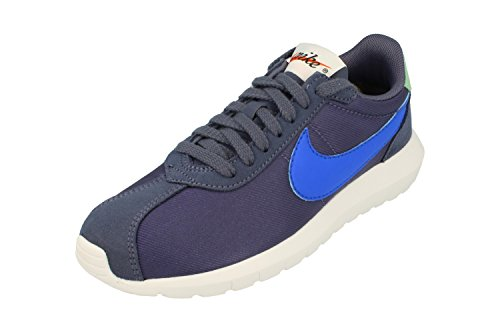 NIKE Womens Roshe LD-1000 Trainers 819843 Sneakers Shoes (UK 9 US 11.5 EU 44, Steel Racer Blue White 500)