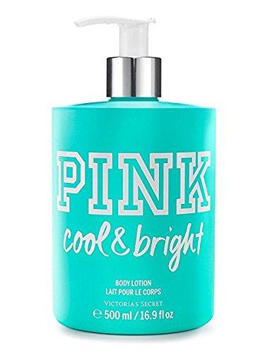 VICTORIA'S SECRET PINK COOL & BRIGHT BODY LOTION 16.9 FL OZ