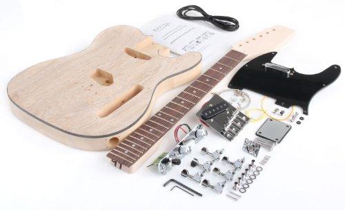 Rocktile DIYTL - Kit completo montaje de guitarra eléctrica tipo TL: Amazon.es: Instrumentos musicales