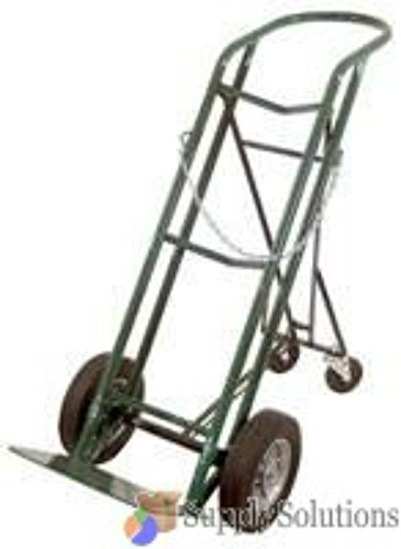 Image of Anthony 54FRA Cylinder Trucks, Holds 9.5'-12' Diameter Cylinder, 10' x 2.75' Solid Rubber Hand Trucks