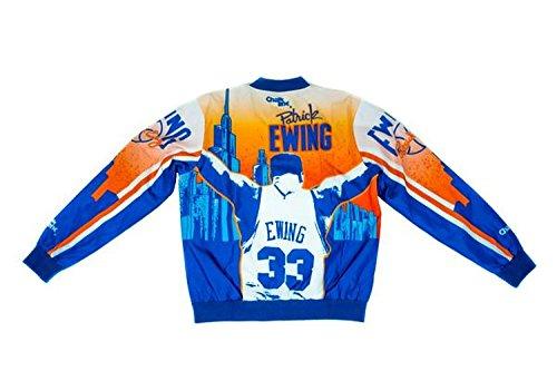 PATRICK EWING Athletics Ewing x chalk Line NYC Fanimation Jacket by PATRICK EWING