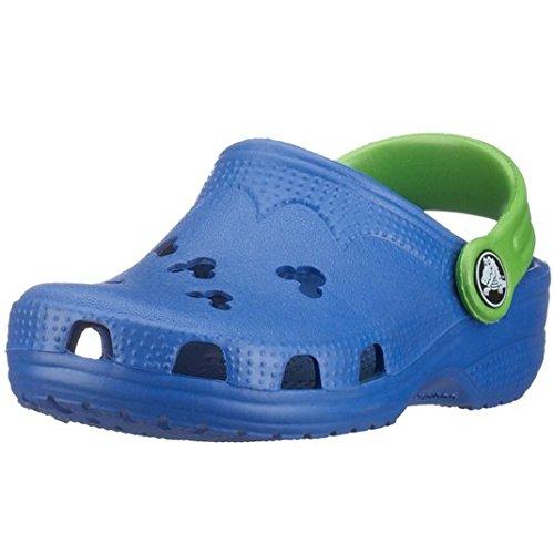 d5fc20dec259c Crocs Mickey Mouse Cayman Sandal (Toddler Little Kid)