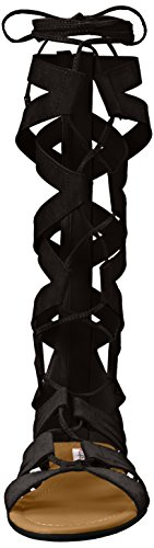 Too Sammi Lips Dress Too Women 2 Black Sandal 5vAx1Z8