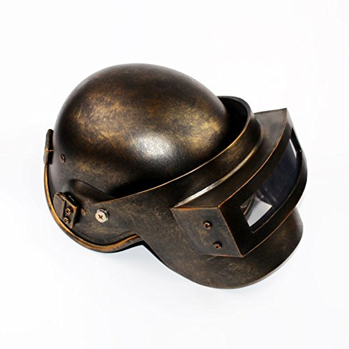 BT PUBG Level 3 Helmets PLAYERUNKNOWN'S BATTLEGROUNDS ABS Helmet Game Perimeter Products (Bronze Color)